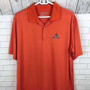 Nike Congressional Golf Polo Shirt Large